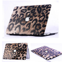 """Rubberized Matte Hard Case Cut-out Cover for MacBook AIR 11""""/ PRO 13 15 Retina"""