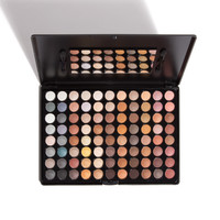 Beauty Treats 88 Professional Warm Eye Palette
