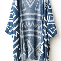Vintage blue cardigan from Fanewant