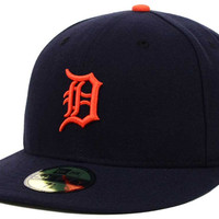Detroit Tigers MLB Authentic Collection 59FIFTY Cap