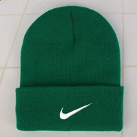 Nike Fashion Edgy Winter Beanies Knit Hat Cap-16