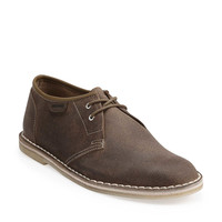 Jink in Taupe Distressed Suede - Mens Shoes from Clarks