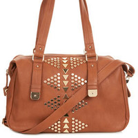 Studded Holdall - Luggage - Bags & Wallets  - Bags & Accessories