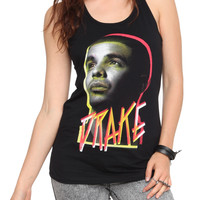 Drake Face Girls Tank Top | Hot Topic