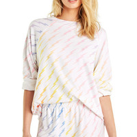 Bolt Gradient Sommers Sweater - Wildfox