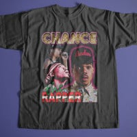 Chance the Rapper - Vintage Style 90's Rap Tour Shirt (S-XL)