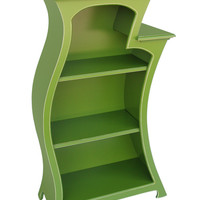 Bookcase No 2  by Vincent Leman: Wood Bookcase - Artful Home