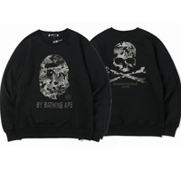 Embroidery Hoodies Winter Pullover Cotton Jacket [11532784519]