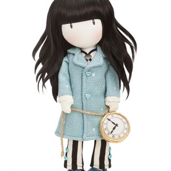 Gorjuss Cloth Doll - The White Rabbit - from Santoro