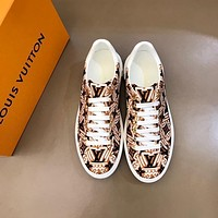 lv louis vuitton womans mens 2020 new fashion casual shoes sneaker sport running shoes 223