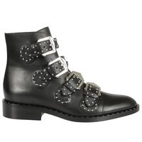 Givenchy Givenchy Elegant Ankle Boots - Hair