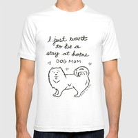 Dog mom T-shirt by Doodle By Meg