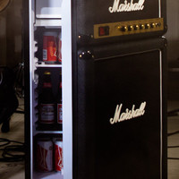 Marshall Fridge   The coolest icon in music just got cooler.