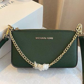 MK Michael Kors Mini Underarm Bag Shoulder Crossbody Bag