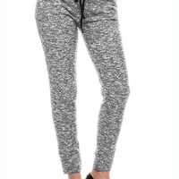 Trendy Drawstring Jogger Pants