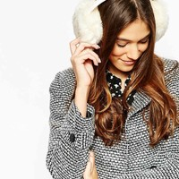 Jack Wills Longnor Faux Fur Earmuffs