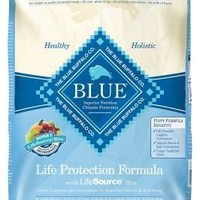 Blue Buffalo Chicken/Brown Rice Puppy Dry Food 15 lbs