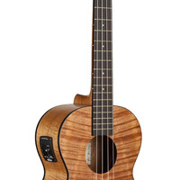 Kala KA-TEME Tenor Exotic Mahogany Electric Ukulele