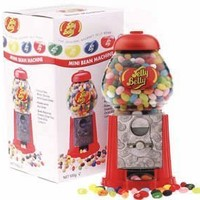 Jelly Belly Mini Bean Machine, with Assorted Flavor Jelly Beans