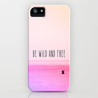 Wild and Free iPhone Case by M Studio | Society6