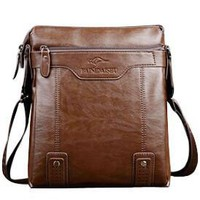 Genuine Leather Bags Bags Office Quality DS02