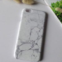 Magic marble mobile phone case for iphone 6 6s 6 plus 6s plus + Nice gift box 71501