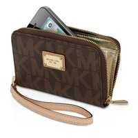 MICHAEL Michael Kors Essential Zip Wallet for iPhone 4S - Apple Store (U.S.)