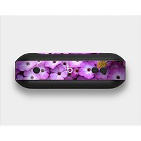 The Purple Flowers Skin Set for the Beats Pill Plus