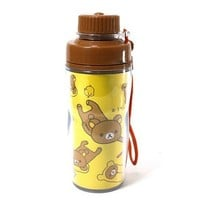 San-x Rilakkuma Coffee Tea Travel Mug Cup Water Bottle Tumbler $19.99