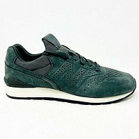 New Balance 696 Deconstructed Olive Green Mens Sneakers MRL696DP