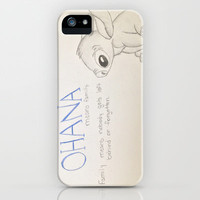 Lilo and Stitch iPhone Case by Elyse Notarianni   Society6