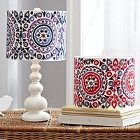 Lamp Shades, Table Lamp Shades & Drum Shades | PBteen