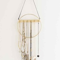 Marlow Circle Hanging Jewelry Stand