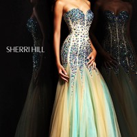 Sherri Hill 21108 Dress - MissesDressy.com