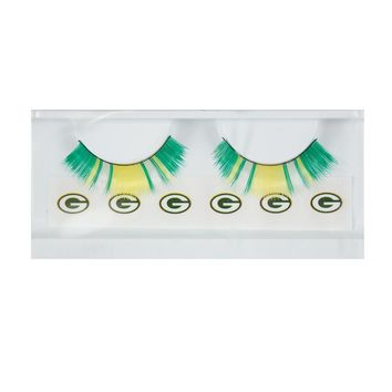 Green Bay Packers NFL Eyelash Extension