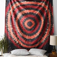 Magical Thinking Janis Medallion Tapestry- Blue Multi One
