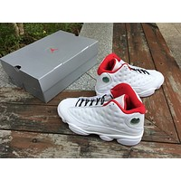 Air Jordan 13 Retro History Of Flight 414571 103 Basketball Shoes