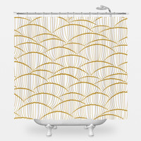 Ewing Klipspringer Shower Curtain
