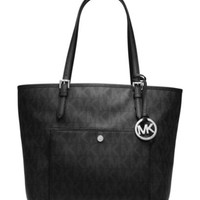 Jet Set Travel Large Logo Tote | Michael Kors