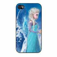 Frozen Elsa Anda Best Friends Sisters Forever A iPhone 4s Case