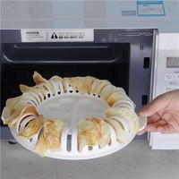 1PC All-in-one Microwave DIY Potato Chips Maker Healthy Home Cooking