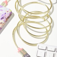 Free People Back Me Up Charging Cord