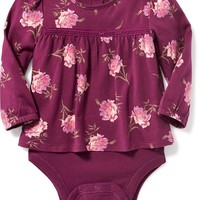 2-in-1 Jersey Bodysuit for Baby | Old Navy