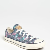 Women's Converse Chuck Taylor All Star Floral Sneaker, Size 5 M - Blue