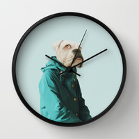 Polaroid N°1 Wall Clock by Francesca Miele (Natt)