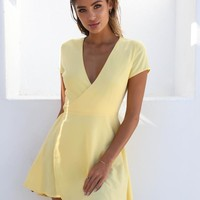 Buy Our Seeing You Dress in Yellow Online Today! - Tiger Mist