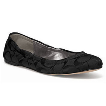 COACH ALY FLAT - All Women's Shoes - Shoes - Macy's