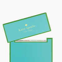 Kate Spade All Occasions Card Set Cream ONE