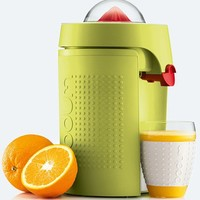 Bodum Bistro Electric Two Speed Citrus Juicer, Black