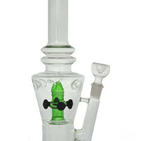 "15"" Stemless + 4 Shwerheads + Color. Water pipe"